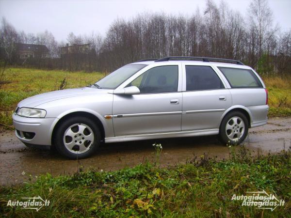 Opel Vectra B 2001 y. parts
