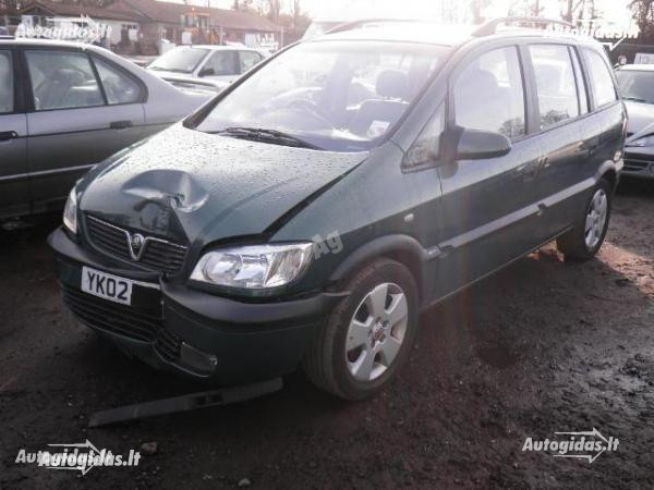 Opel Zafira A 2003 y. parts