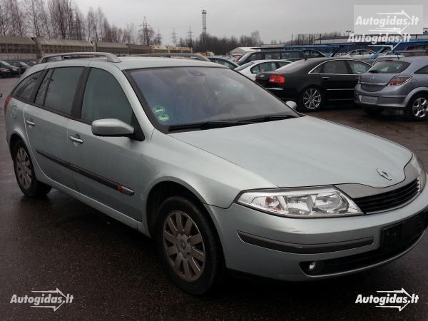 Renault Laguna II 2002 y. parts