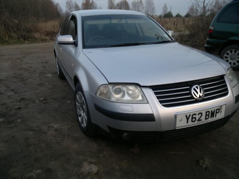 Volkswagen Passat B5 FL 1.9 96 kw xenon 2003 y. parts
