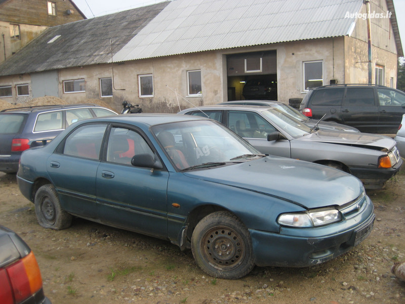 Mazda 626 IV 1996 m dalys
