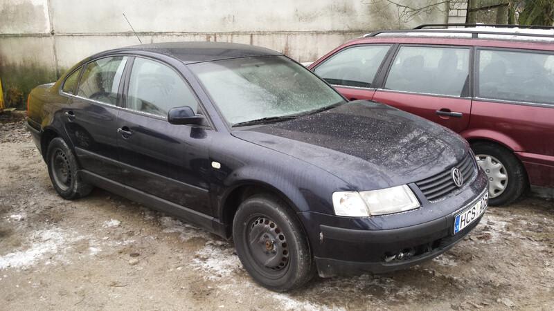 Volkswagen Passat B5 1999 m dalys