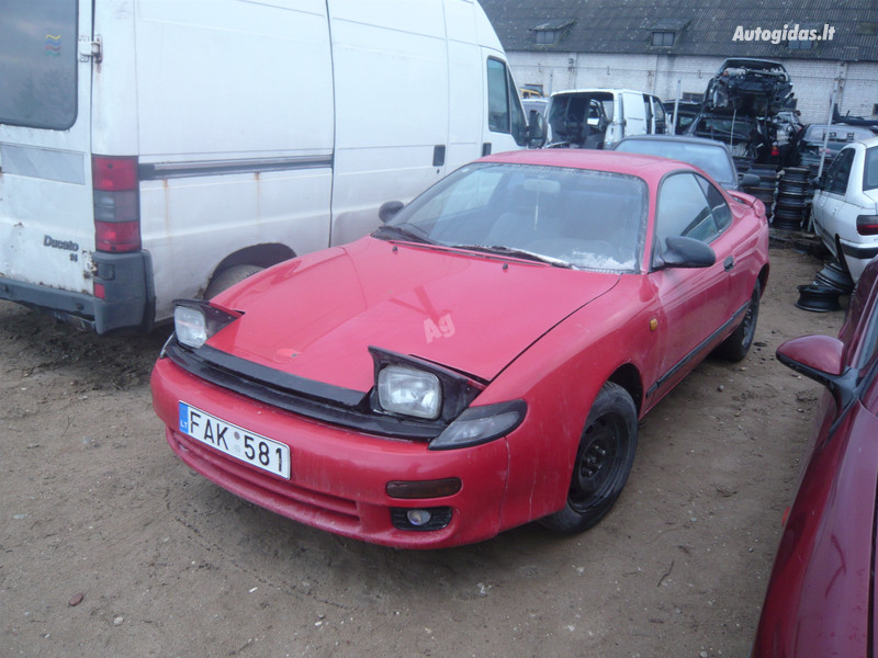 Toyota Celica 1992 y. parts