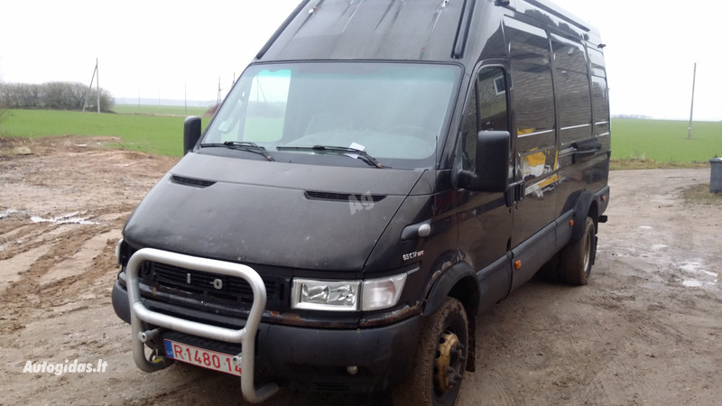 Iveco Daily 2005 г. запчясти