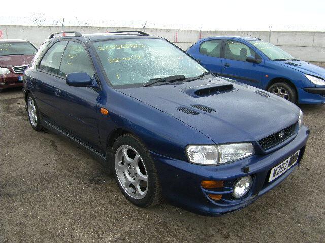 Subaru Impreza GC 2000 m dalys