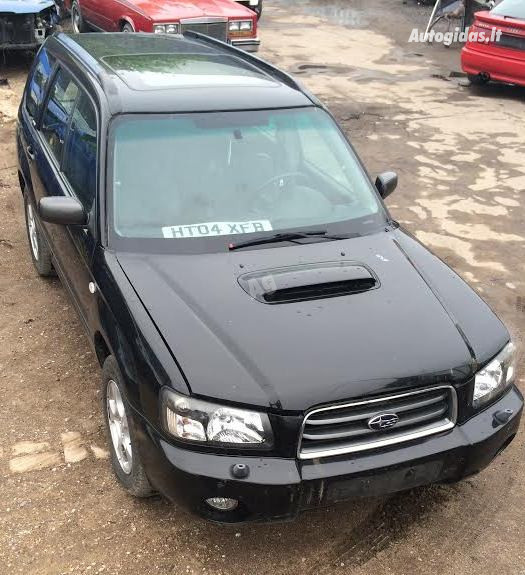 Subaru Forester II 2004 m dalys