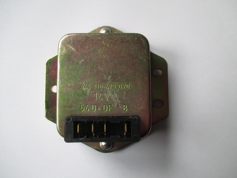 Klasikinis  Jawa TS 350 1990 y. parts