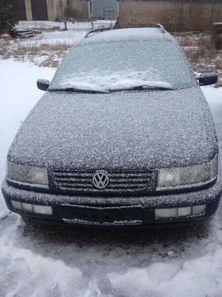 Volkswagen Passat B4 1994 г запчясти