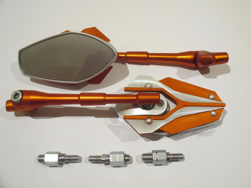 Supermoto  KTM Super Duke 2010 г. запчясти