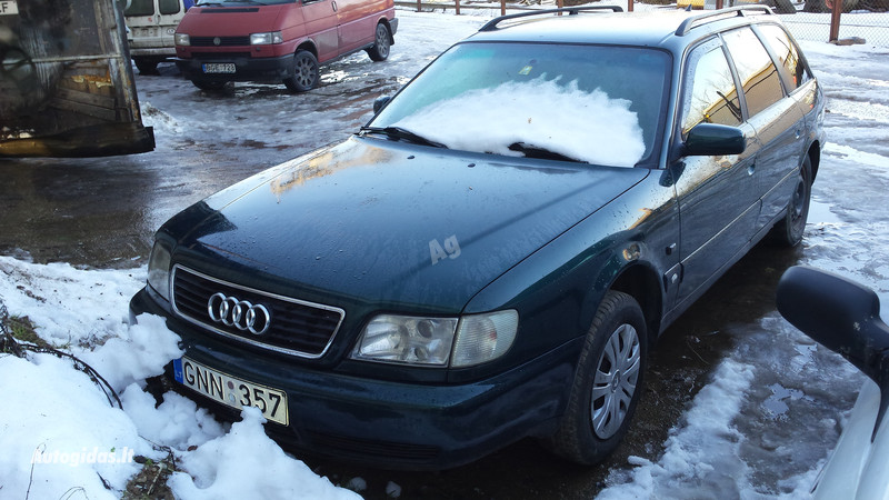 Audi A6 C4 1996 г. запчясти