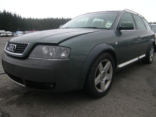 Audi A6 Allroad C5 2003 m. dalys