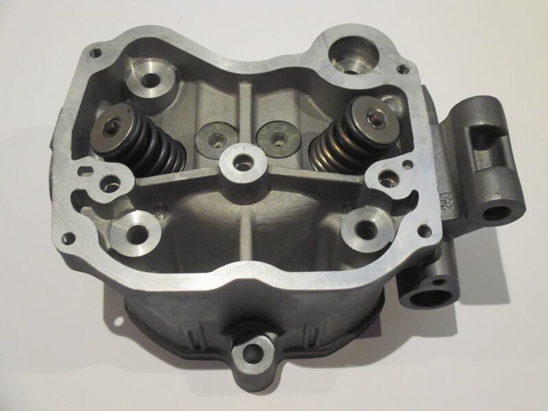 Keturratis/Triratis  ATV 250cc 2014 y. parts