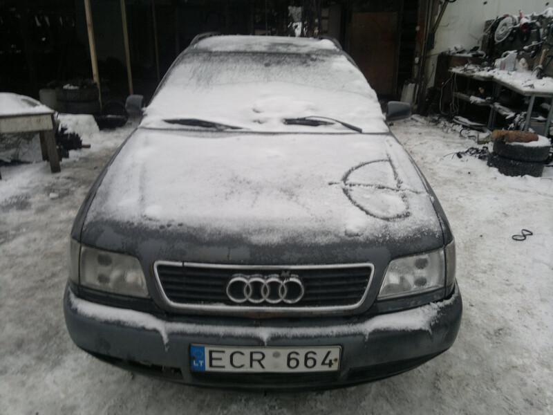Audi A6 C4 2.6 ne quatro110 1997 m. dalys