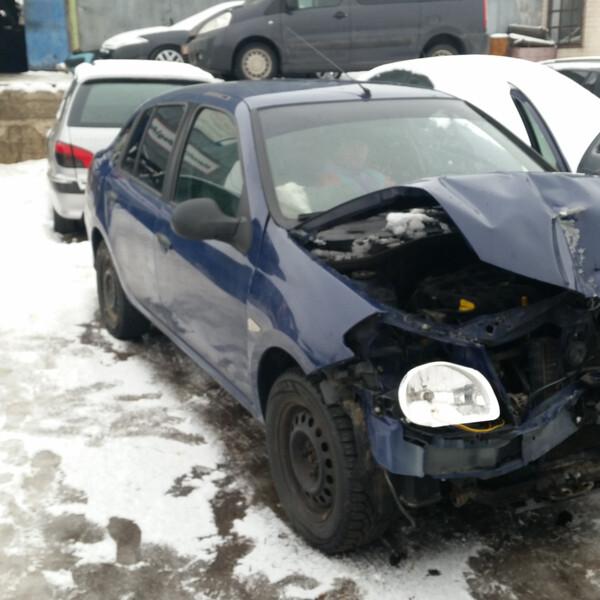 Dacia Logan I (2004-2012)  2009 y parts