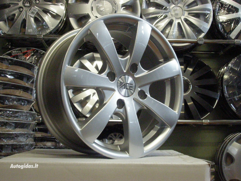 R15 light alloy  rims