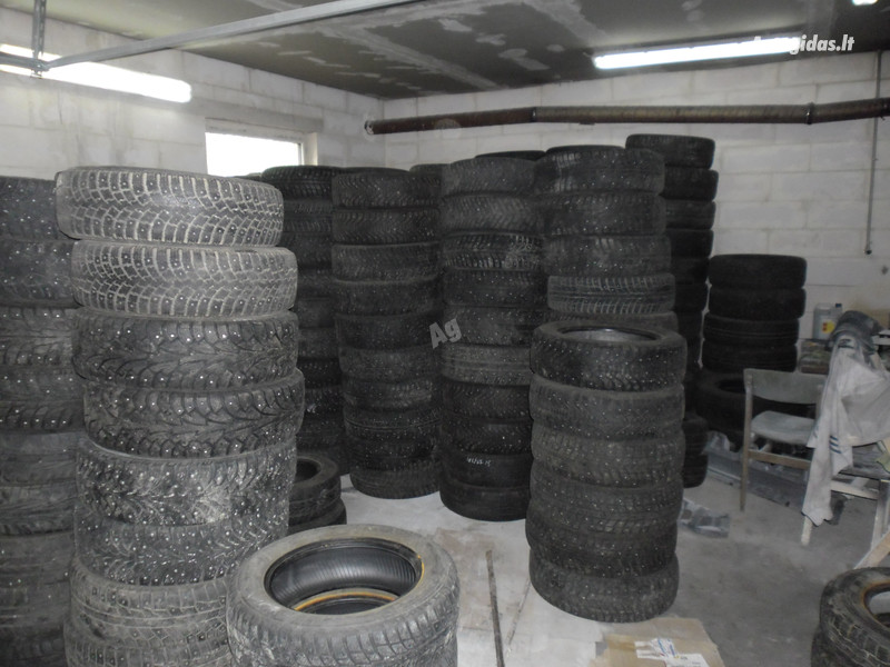 Michelin R16 universalios padangos lengviesiems