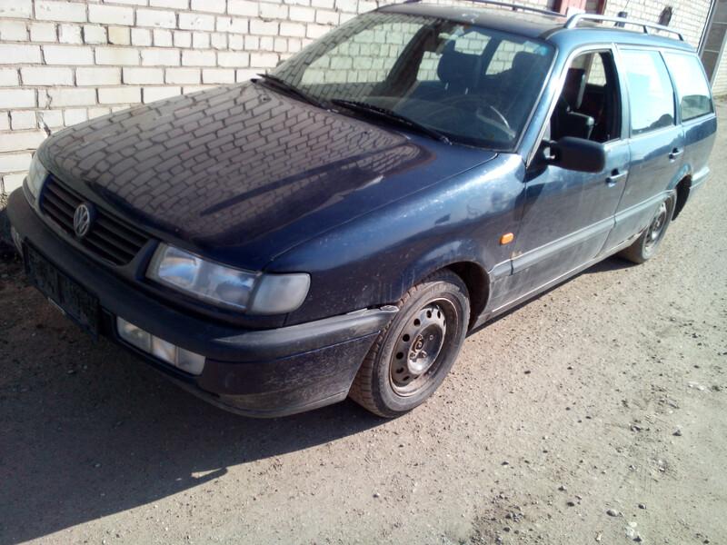 Volkswagen Passat B4 1994 m. dalys