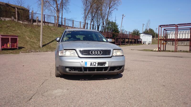 Audi A6 C5 QUATTRO 2001 m dalys