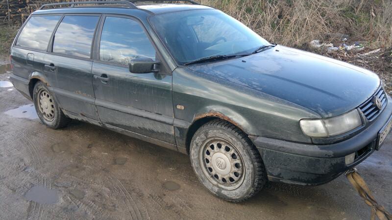 Volkswagen Passat B4 81KW zalias 1996 m. dalys