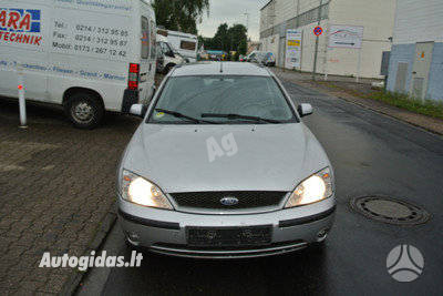 Ford Mondeo 2002 m dalys
