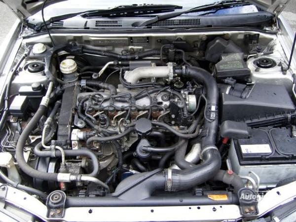Mitsubishi Carisma II dci 2003 m. dalys
