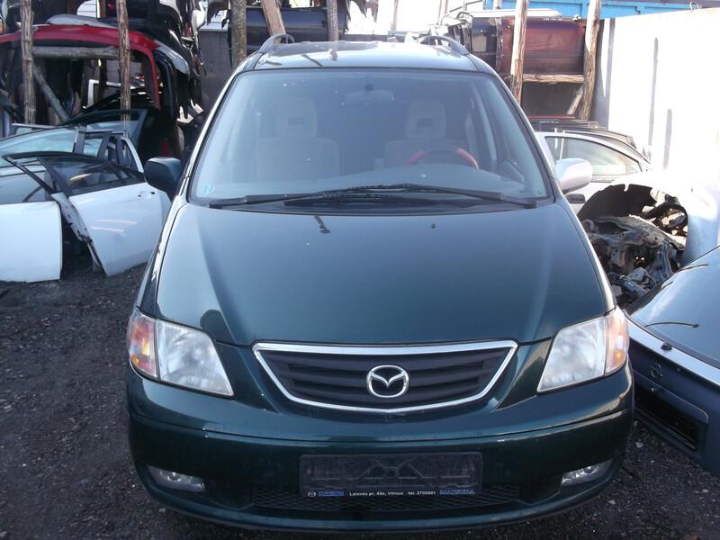 Mazda Mpv 2001 y parts
