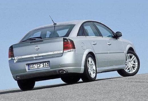 Opel Vectra C 2003 m dalys