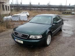 Audi A8 D2 4.2 quattro 1999 m. dalys