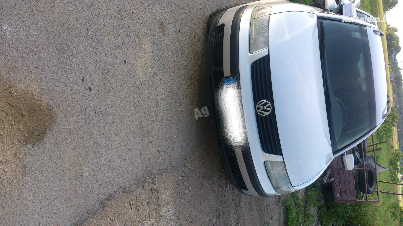 Volkswagen 85kw 2000 m dalys