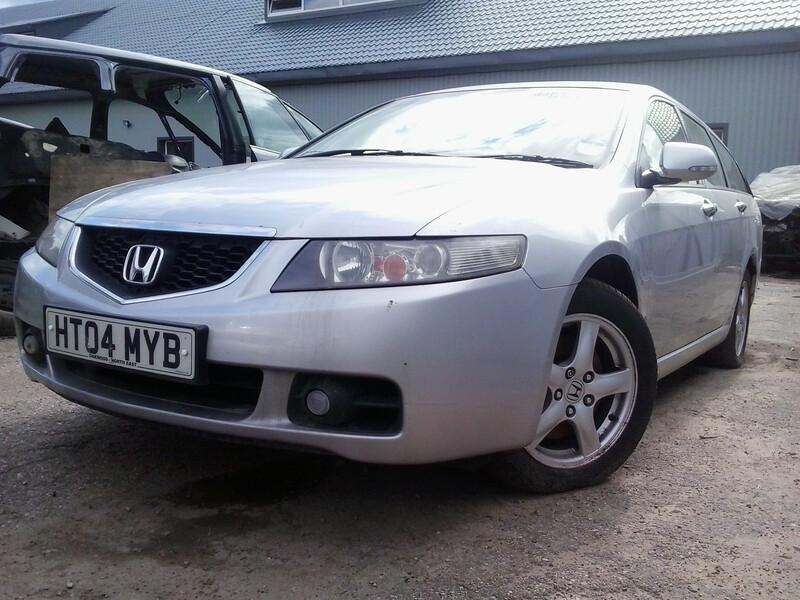 Honda Accord VII 2004 m. dalys