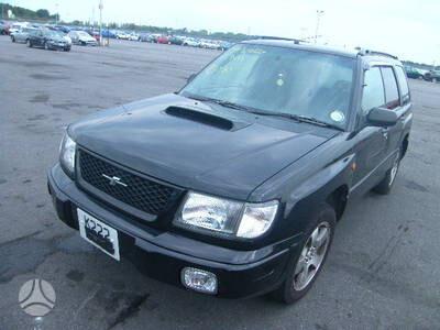 Subaru Forester I 1999 m dalys