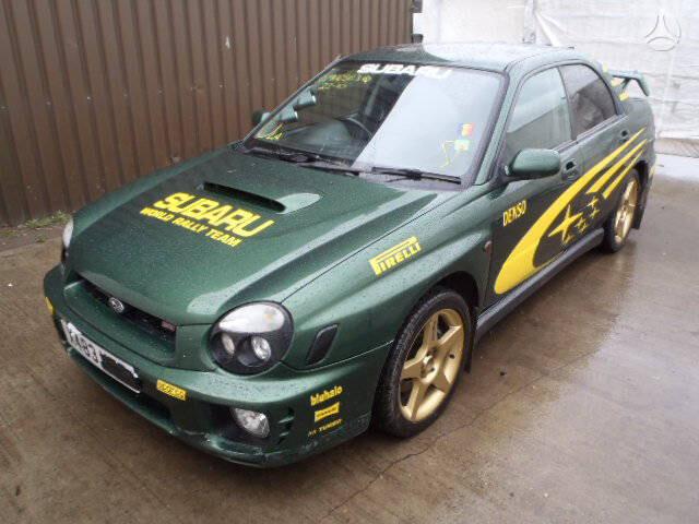 Subaru Impreza GC 2001 y parts