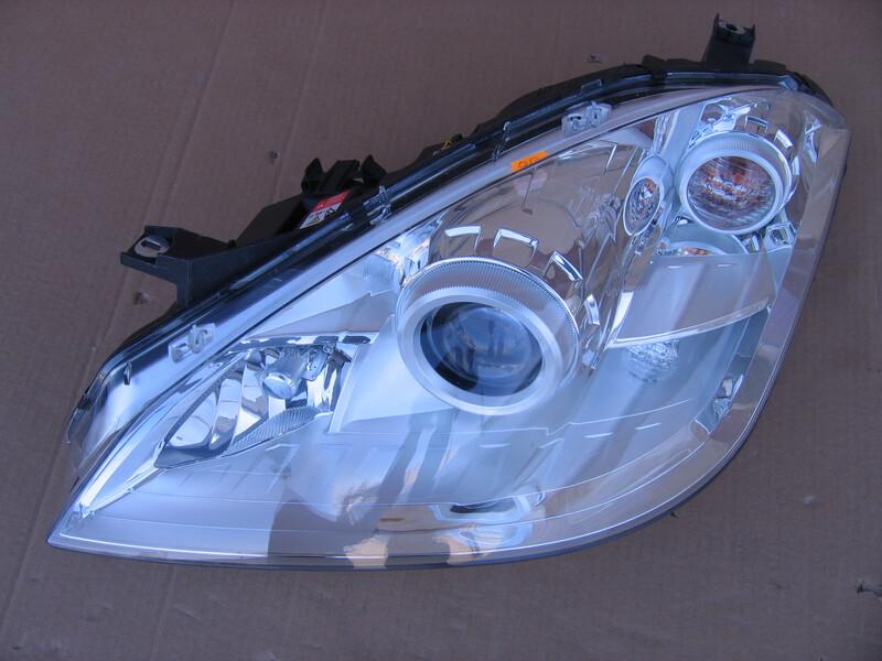 Mercedes-Benz A Klasė 2010 m dalys