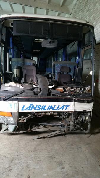setra, Autobusas virš 8 vietų  Setra gt hd 2001 m dalys