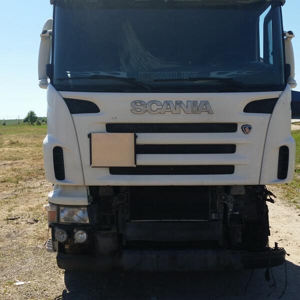 scania, Vilkikas  Scania R 420 2005 m dalys
