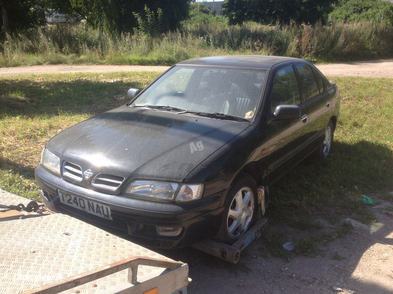 Nissan Primera P11 1999 г запчясти