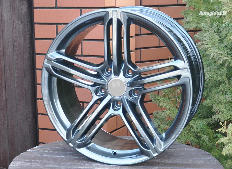 Audi R19 lengvojo lydinio  ratlankiai