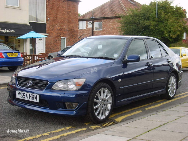 Lexus Serija Is Viskas yra 2005 y. parts