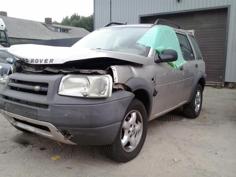 Land-Rover Freelander 2001 m dalys
