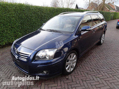 Toyota Avensis 2007 y parts