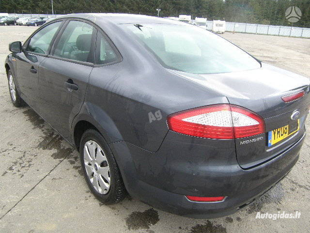 Ford Mondeo 2008 m dalys