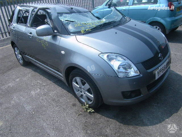 Suzuki Swift 2008 г запчясти