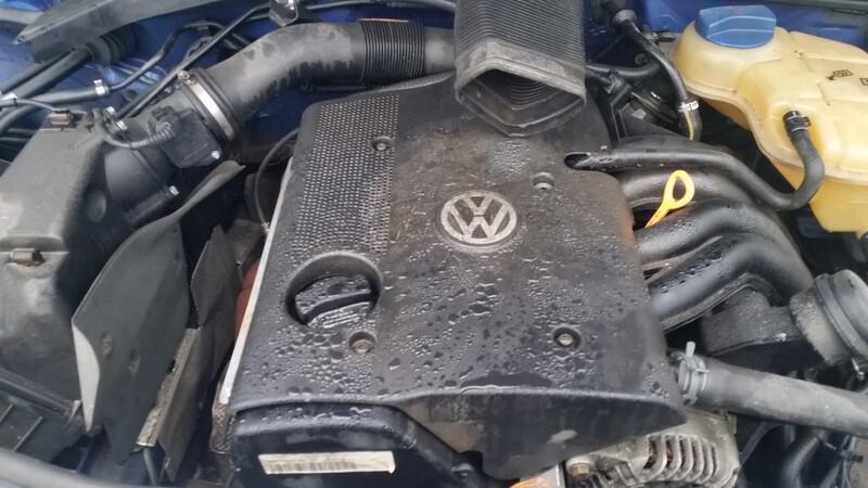 Volkswagen Passat B5 1.6   74kw geras AHL 1999 m. dalys