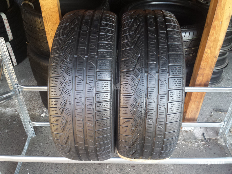Pirelli SOTTOZERO WINTER 210 R19 žieminės  padangos lengviesiems