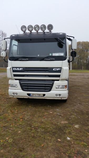 daf, Vilkikas  DAF 85 2007 m dalys