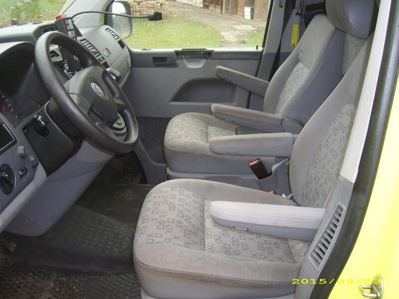 Volkswagen Caravelle 2008 m. dalys