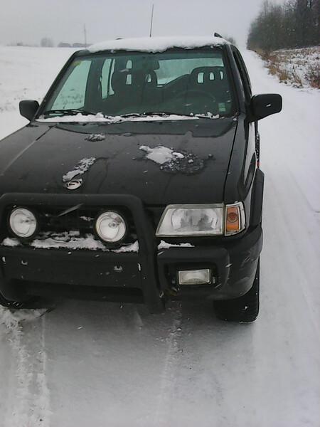 Opel Frontera A TDS 1998 m dalys