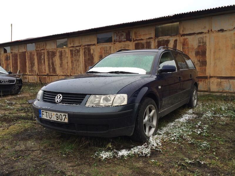Volkswagen Passat B5 1999 г запчясти