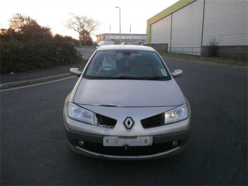Renault Megane II 2008 m dalys