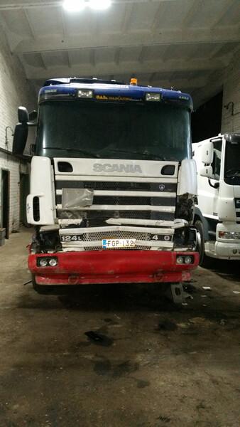 scania, Vilkikas  Scania 144 2004 m dalys